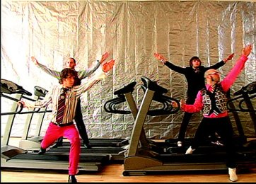 ok go treadmills dance gym